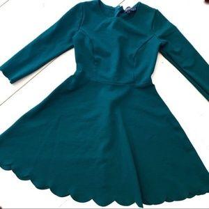 Lulu's A Line Skater Dress Sz S